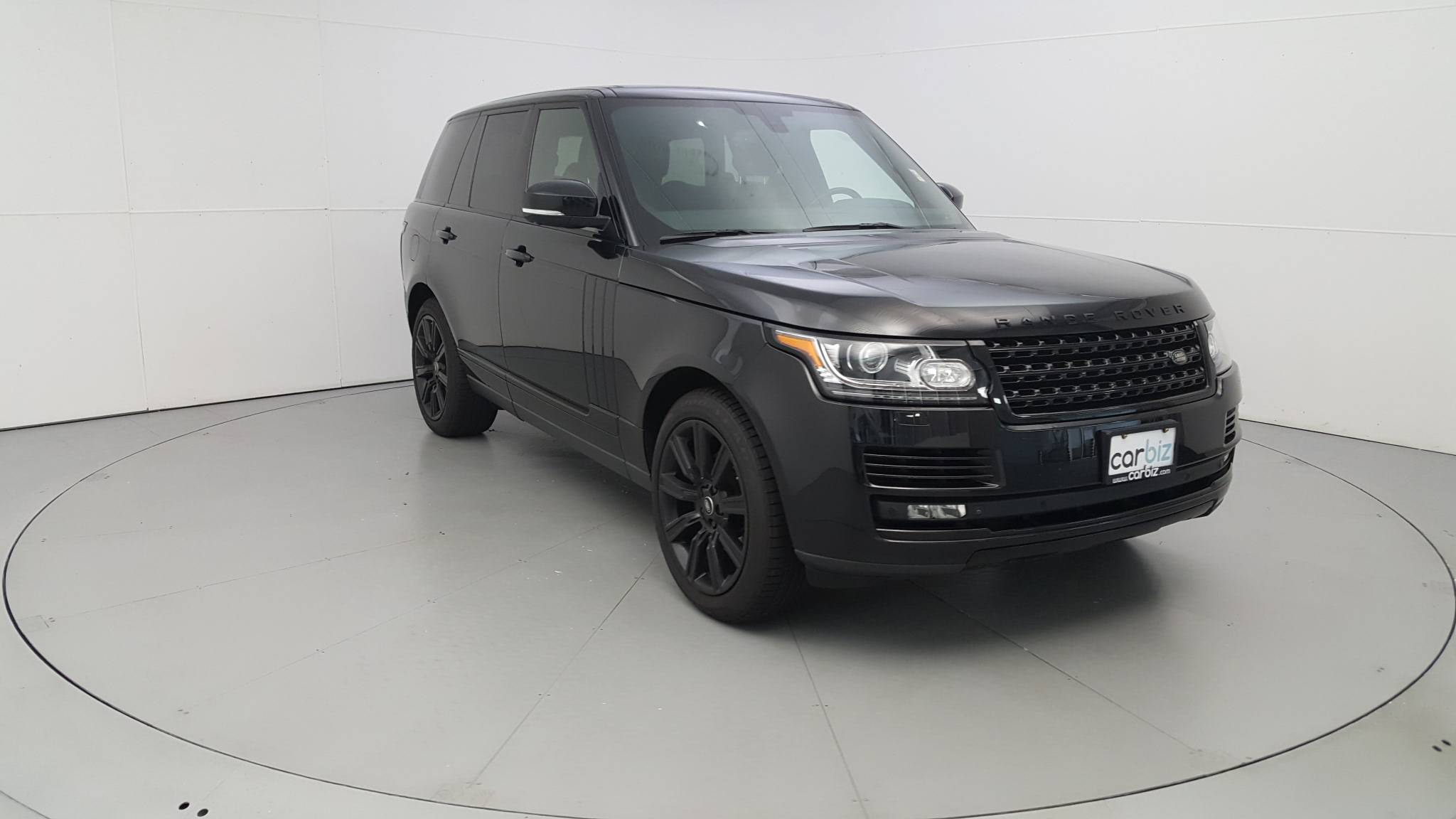 Pre-Owned 2015 Land Rover Range Rover HSE
