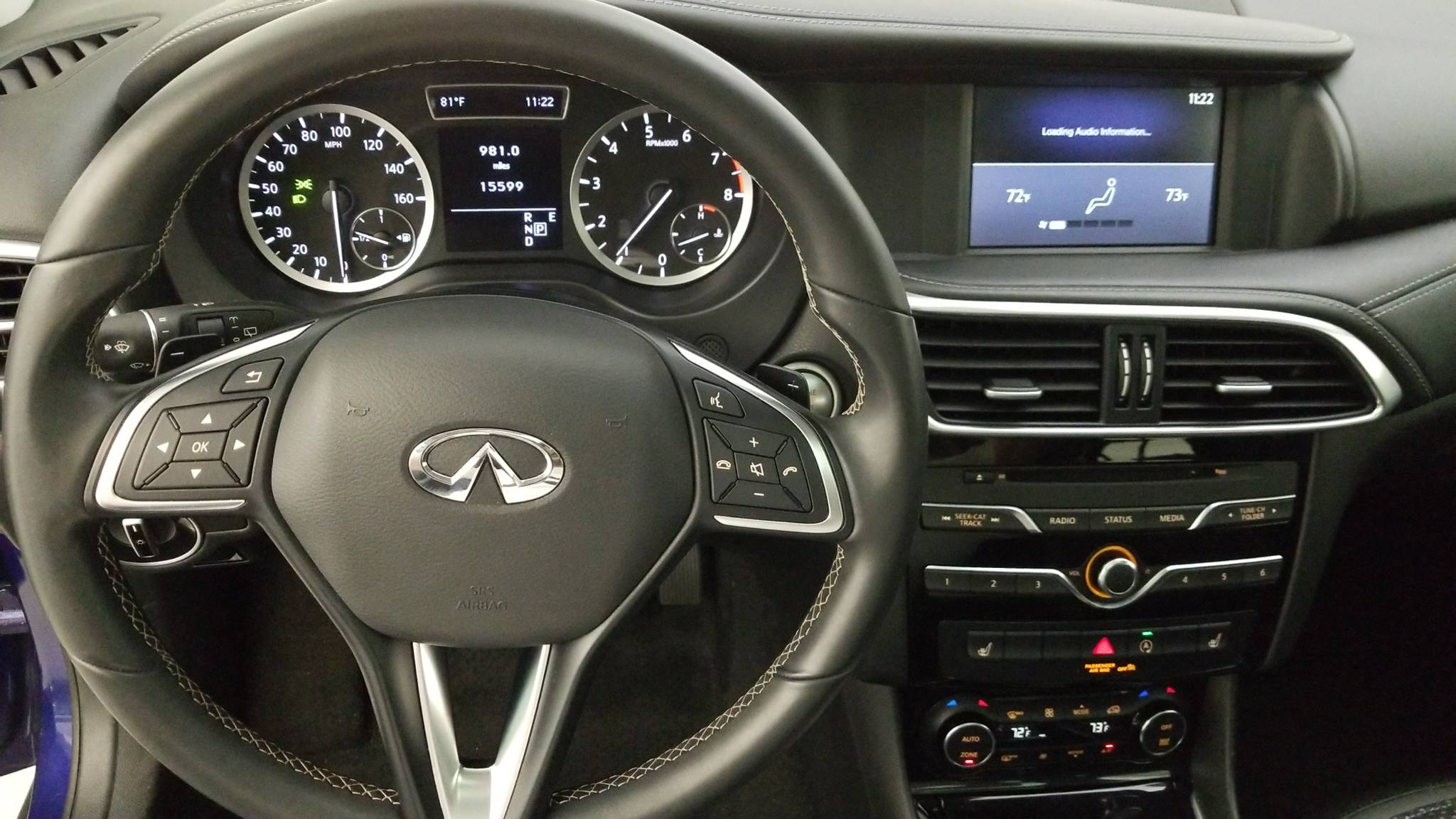 Pre-Owned 2019 INFINITI QX30 LUXE
