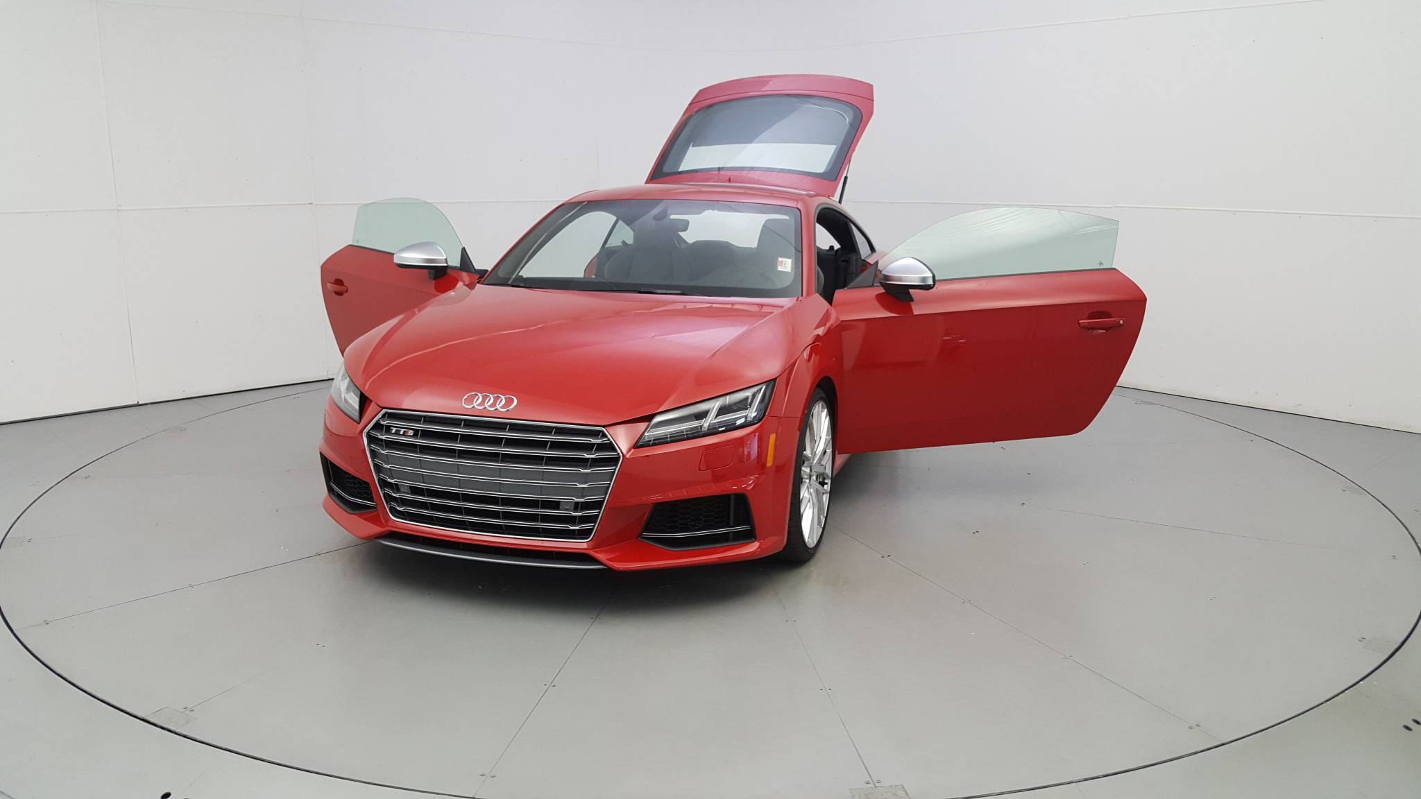Pre-Owned 2016 Audi TTS Coupe 2.0T