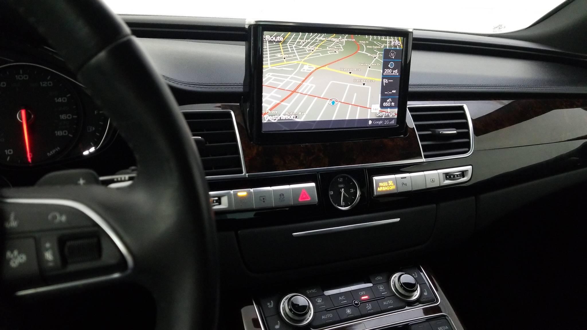 Pre-Owned 2016 Audi A8 L 3.0T