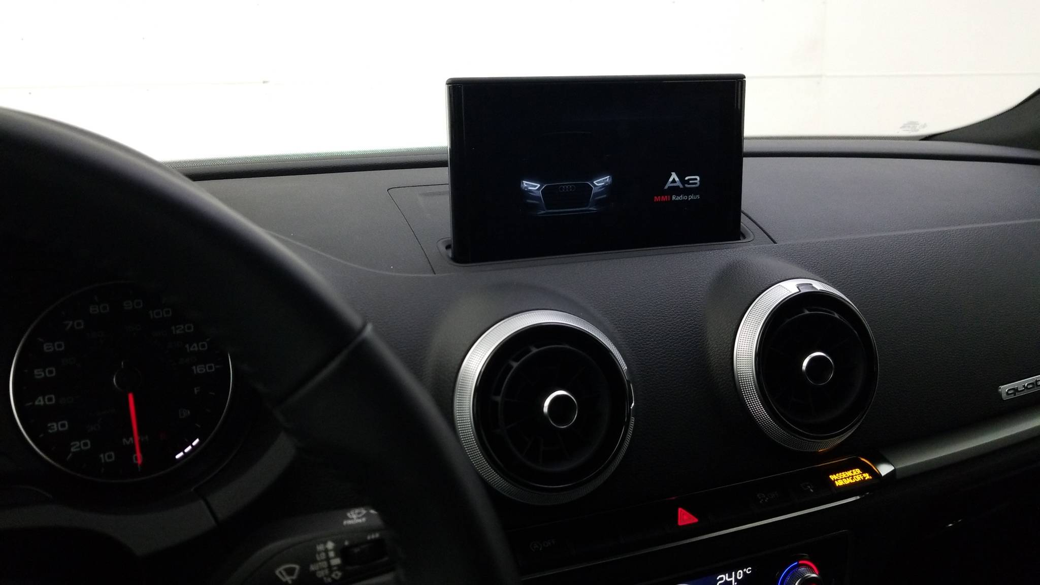 Certified Pre-Owned 2017 Audi A3 Sedan Premium