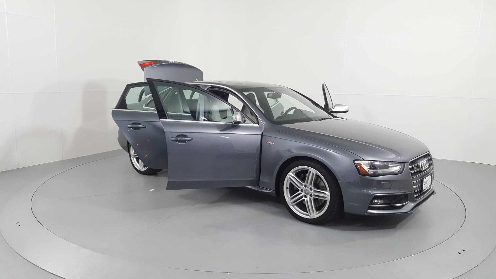 Pre-Owned 2013 Audi S4 Premium Plus