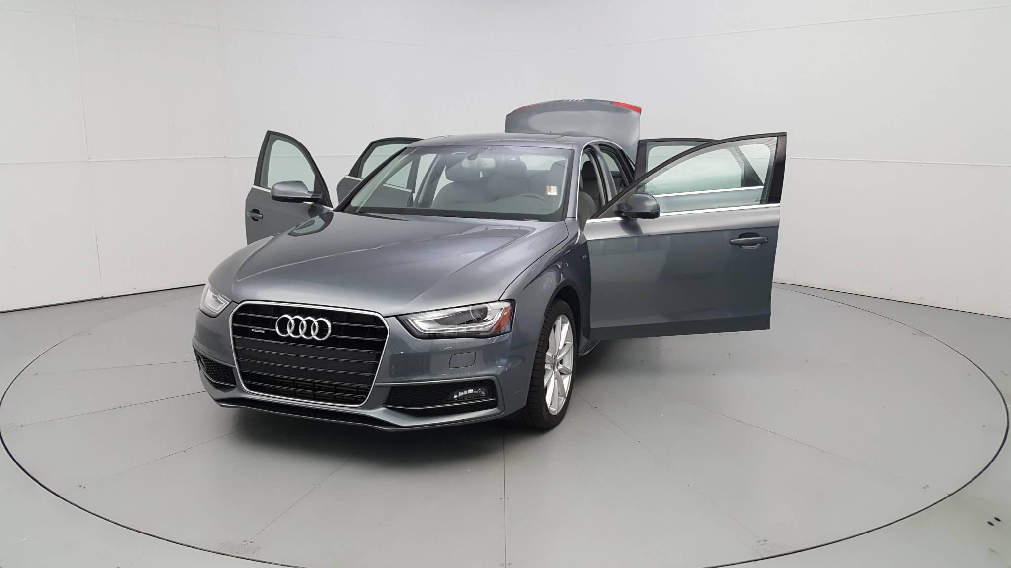 Pre-Owned 2016 Audi A4 Premium Plus