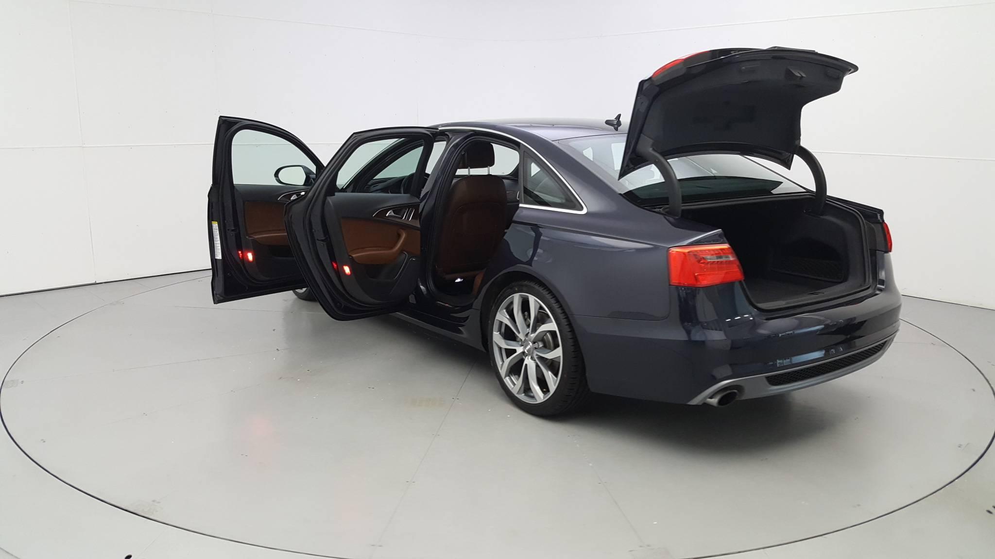 Pre-Owned 2015 Audi A6 3.0T Premium Plus