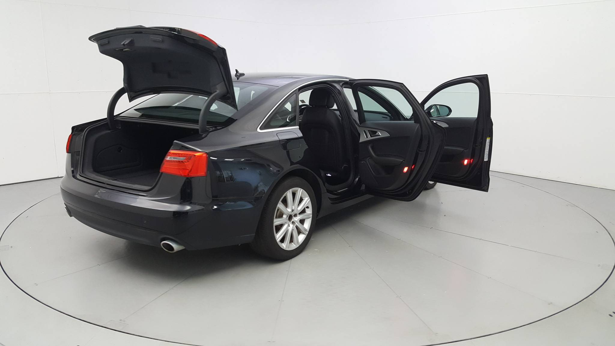 Pre-Owned 2014 Audi A6 3.0L TDI Premium Plus
