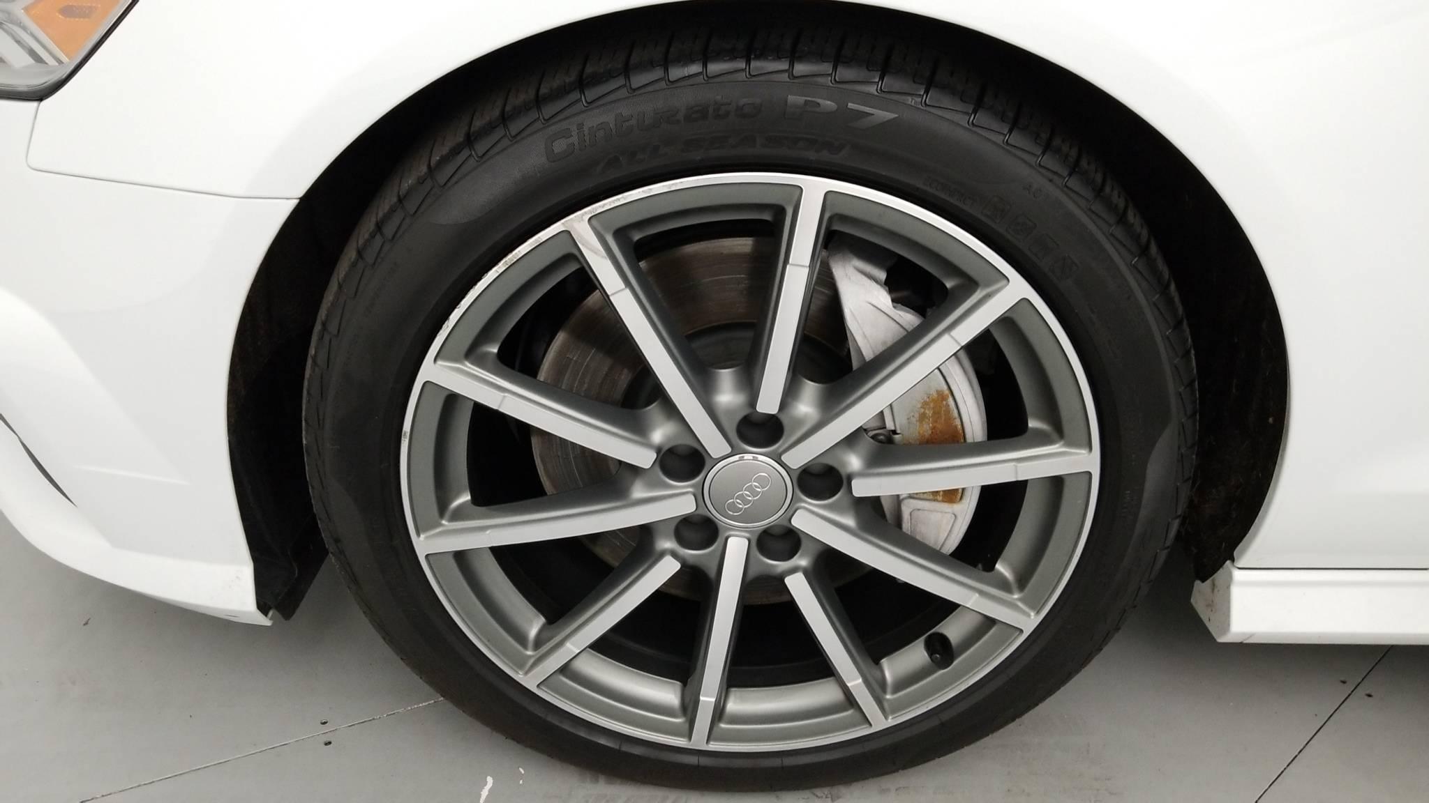 Pre-Owned 2017 Audi A6 Premium Plus