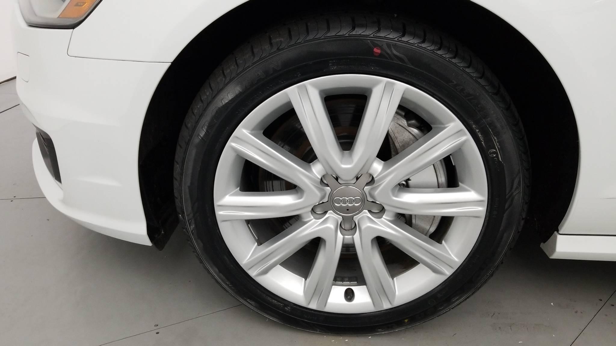 Pre-Owned 2016 Audi A6 2.0T Premium Plus