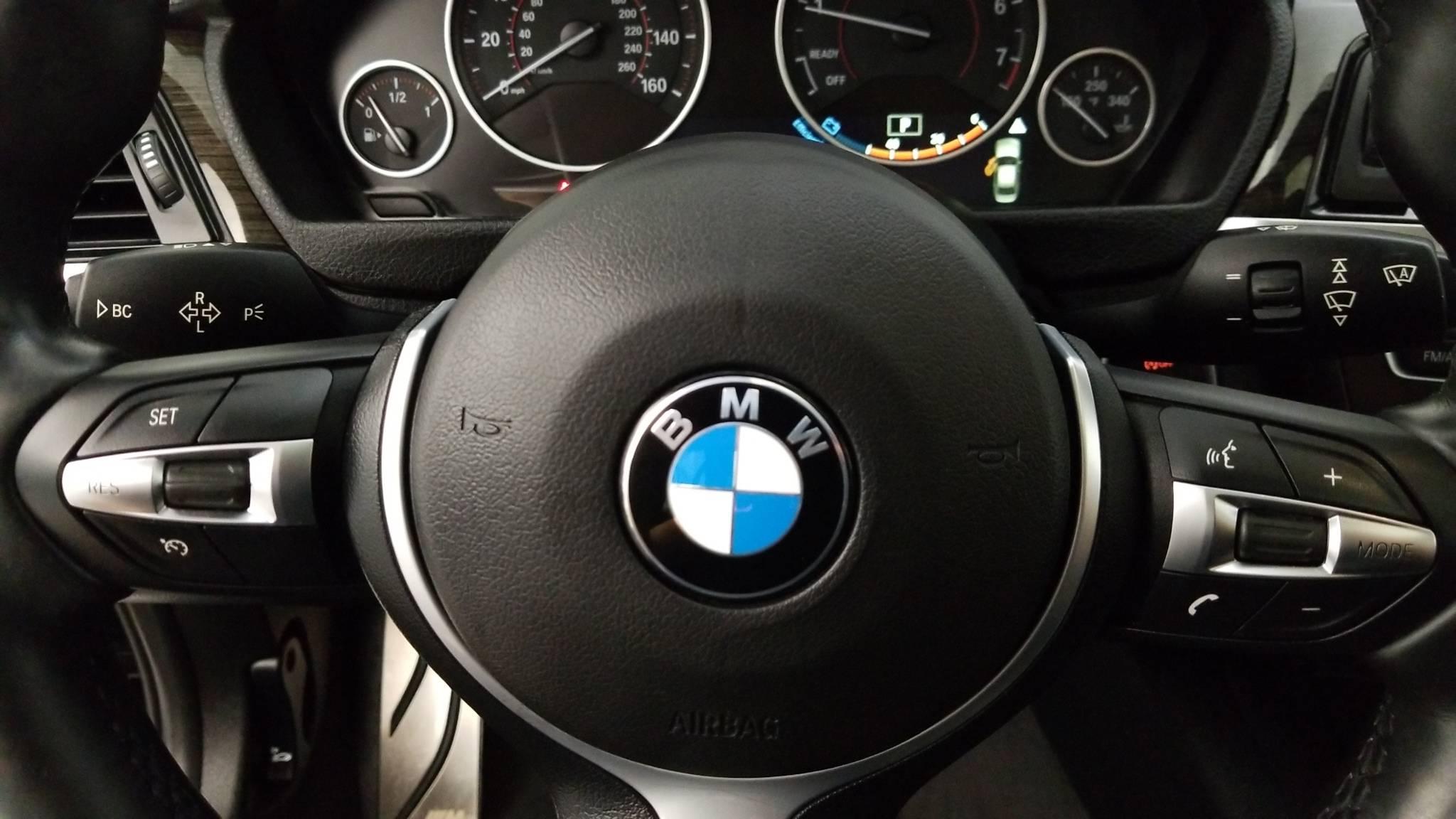 Pre-Owned 2015 BMW 335i xDrive 335i xDrive