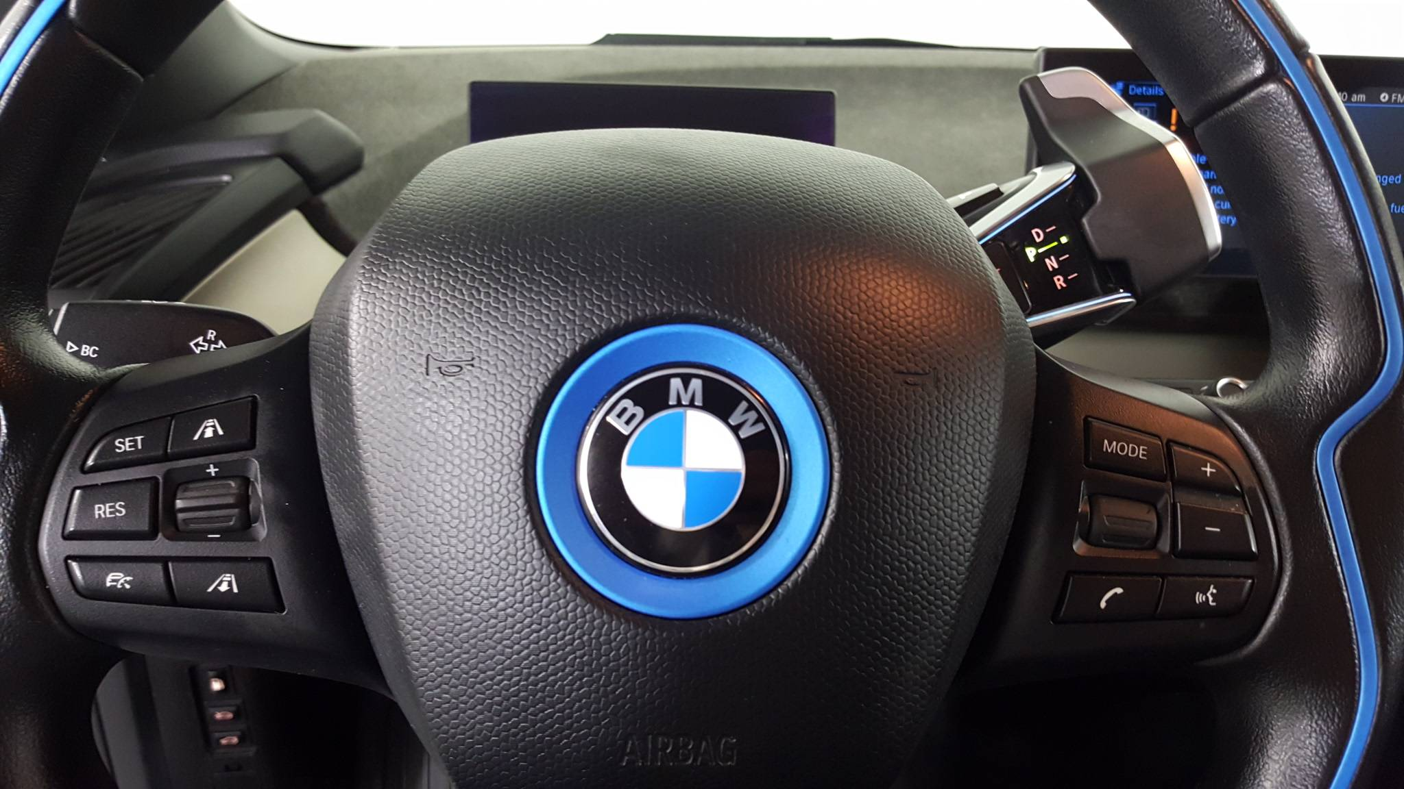 Certified Pre-Owned 2017 BMW i3