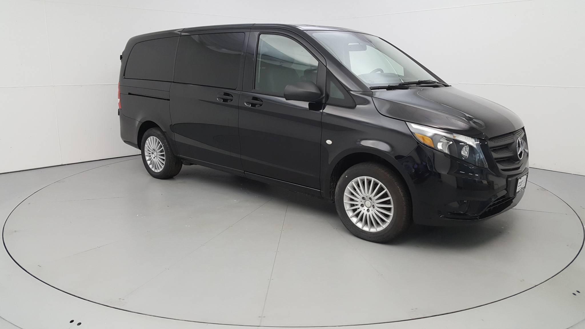 Pre-Owned 2018 Mercedes-Benz Metris Passenger Van