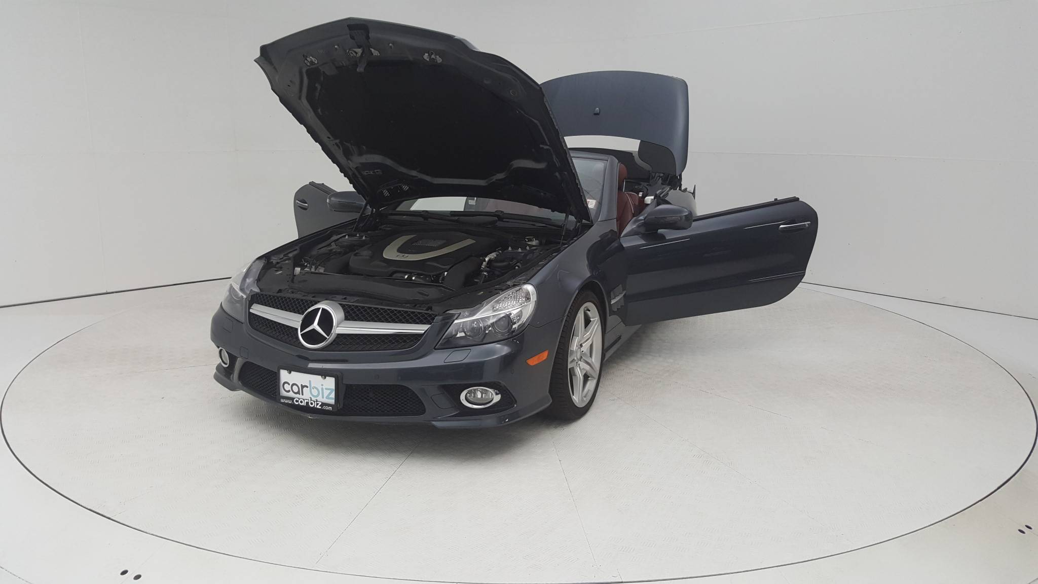 Pre-Owned 2011 Mercedes-Benz SL 550 SL 550