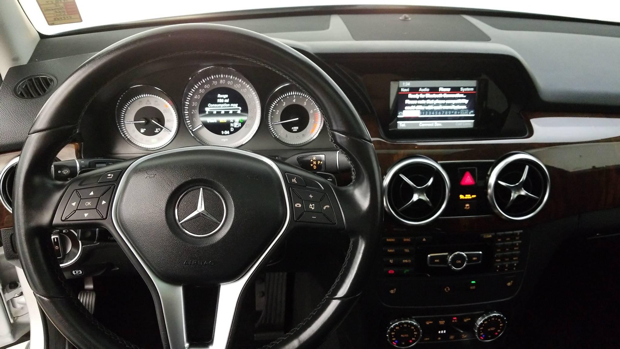 Pre-Owned 2013 Mercedes-Benz GLK 350 GLK 350