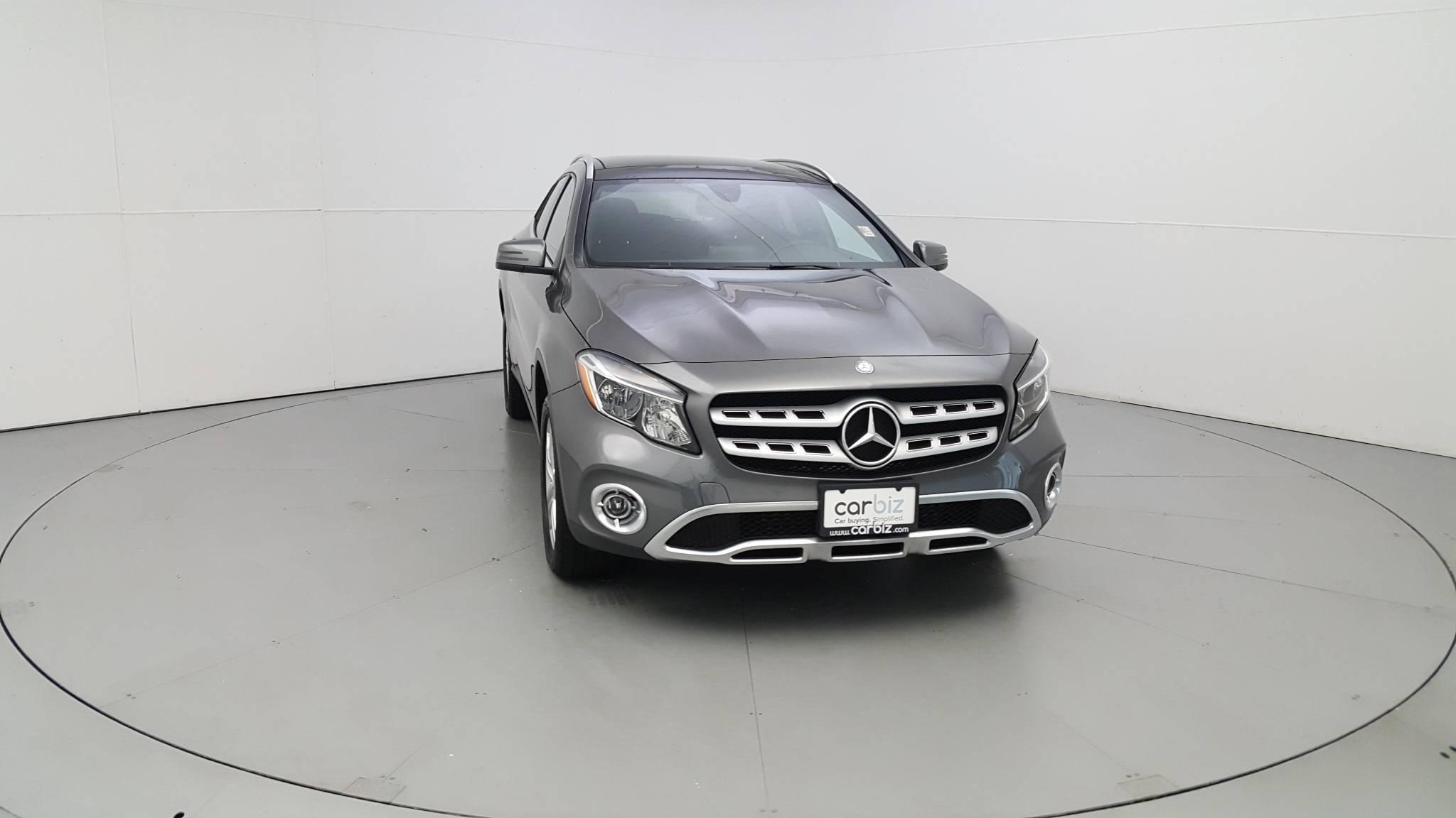 Pre-Owned 2018 Mercedes-Benz GLA 250 GLA 250