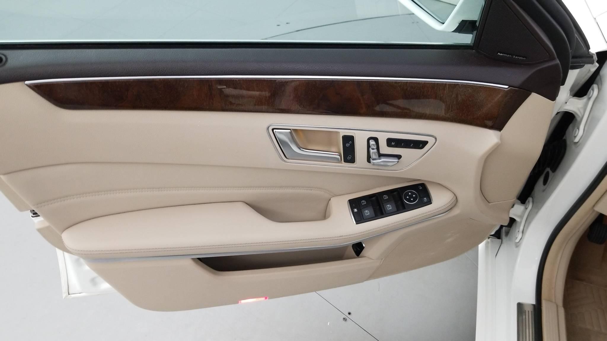 Pre-Owned 2015 Mercedes-Benz E-Class E 350 Luxury