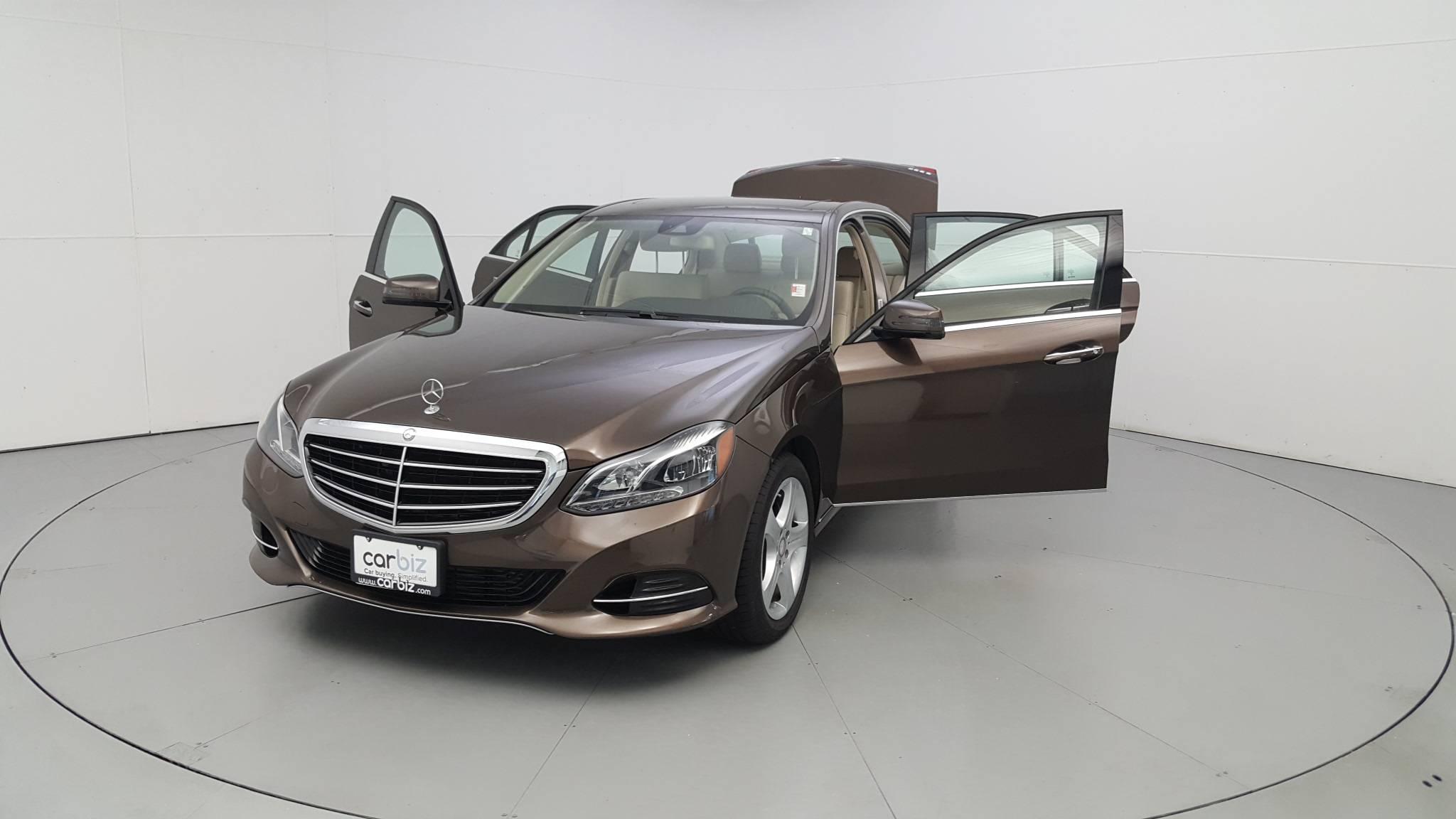 Pre-Owned 2015 Mercedes-Benz E 250 E 250 BlueTEC® Luxury