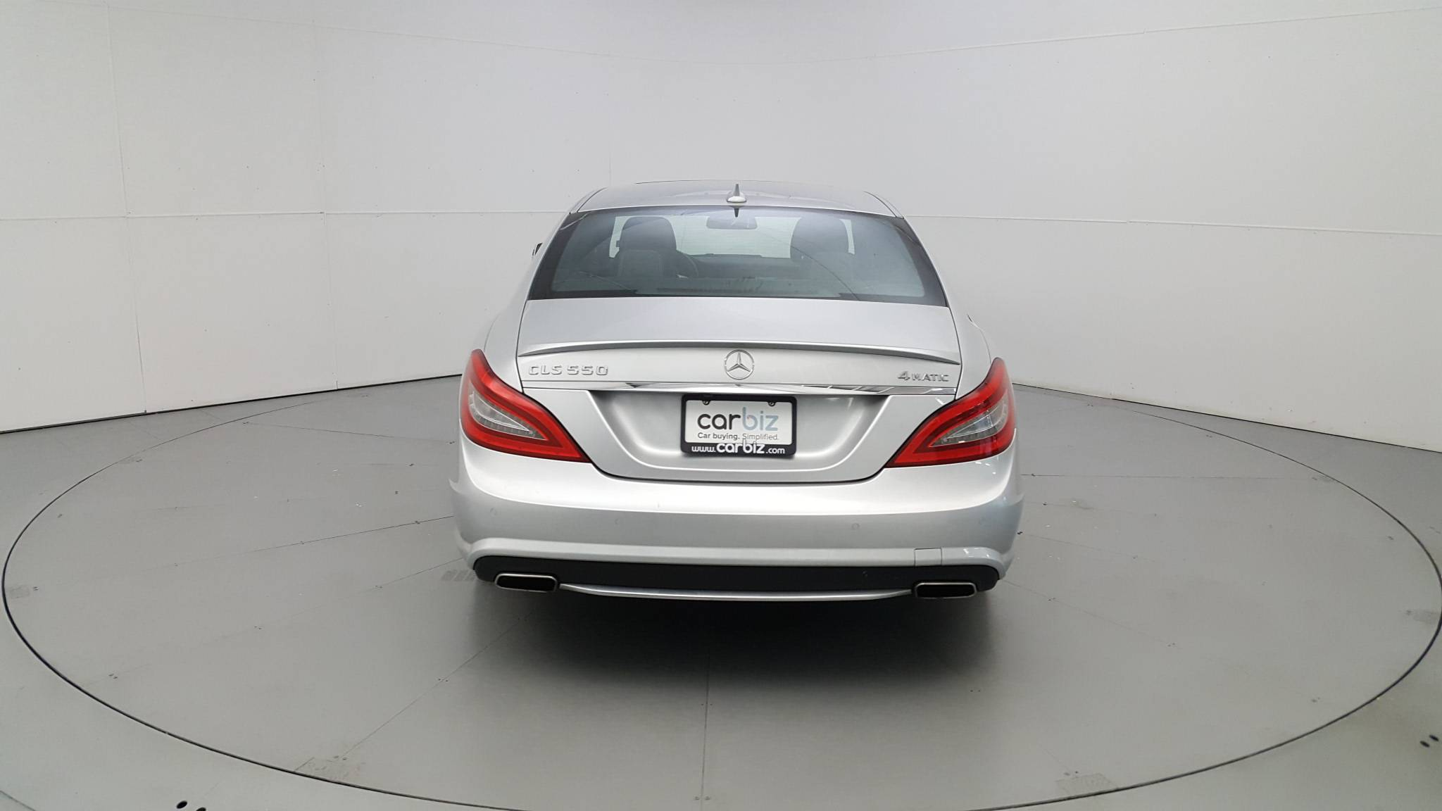 Pre-Owned 2012 Mercedes-Benz CLS 550 CLS 550