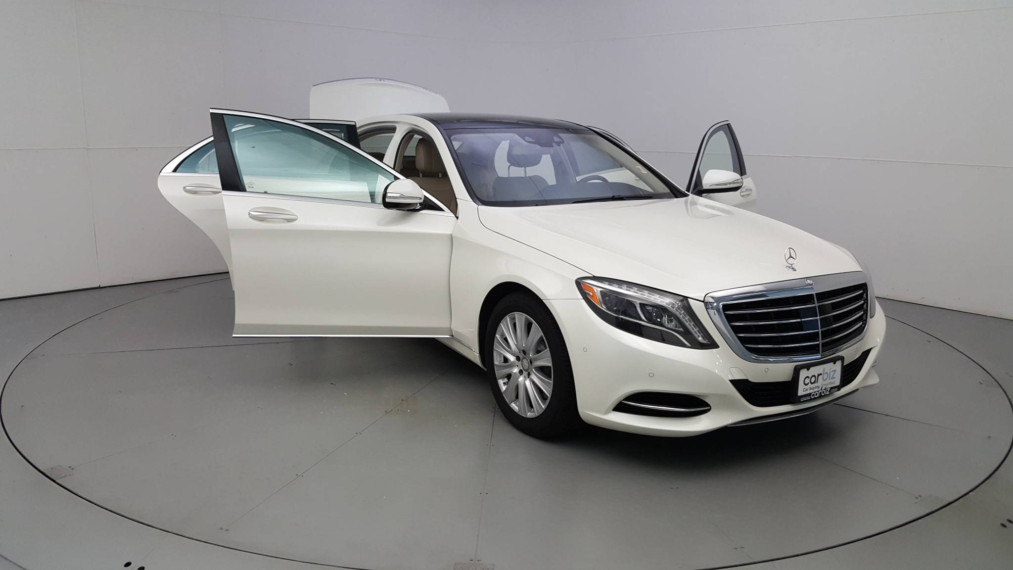 Pre-Owned 2014 Mercedes-Benz S 550 S 550