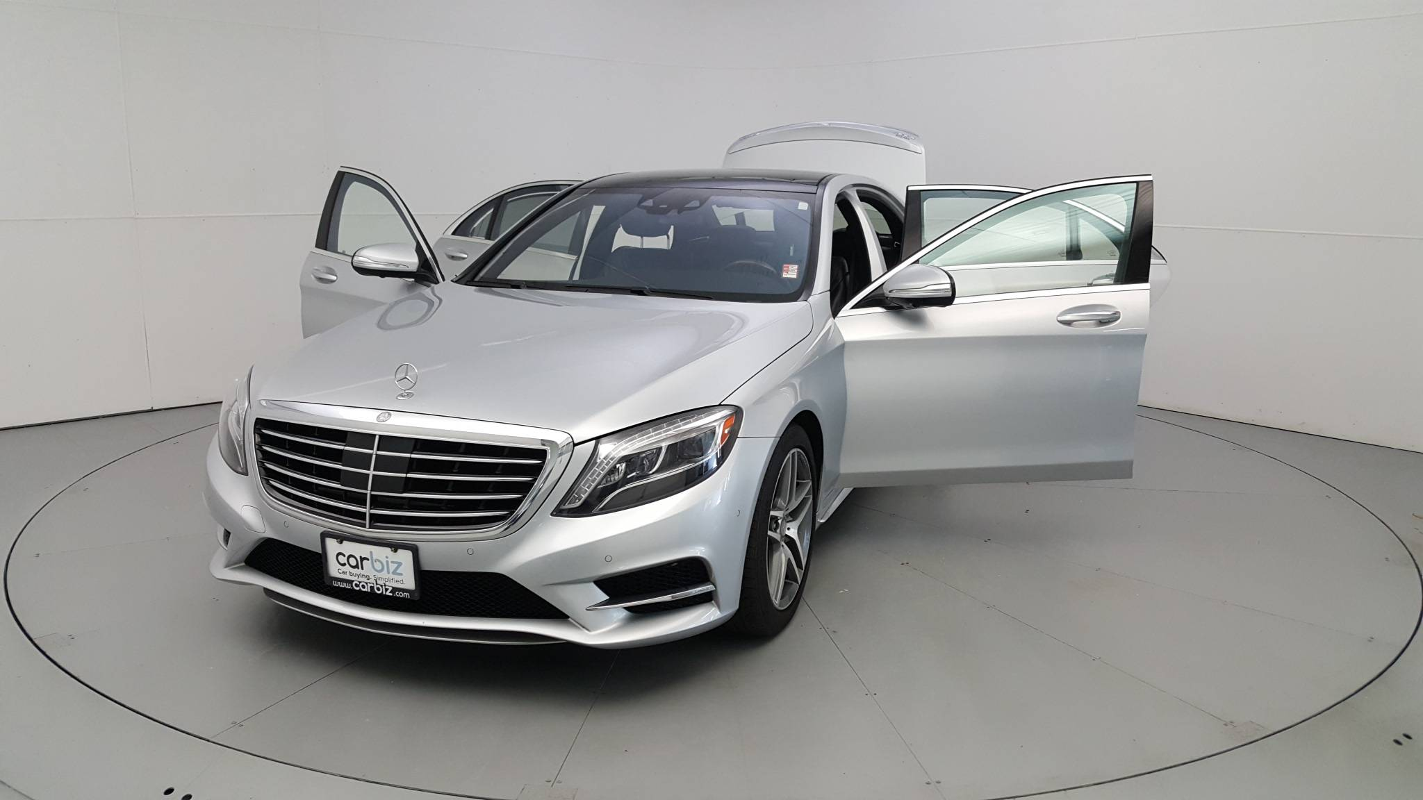 Pre-Owned 2016 Mercedes-Benz S 550 S 550
