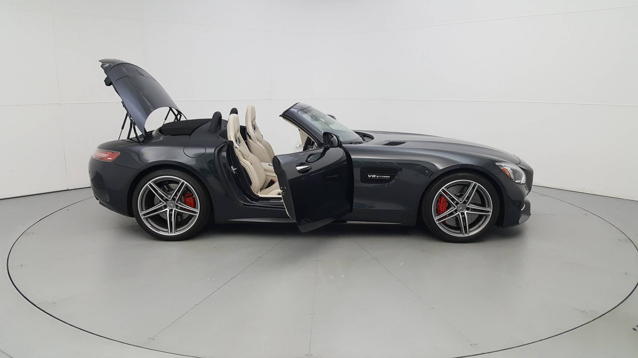 Pre-Owned 2018 Mercedes-Benz AMG® GT AMG® GT C