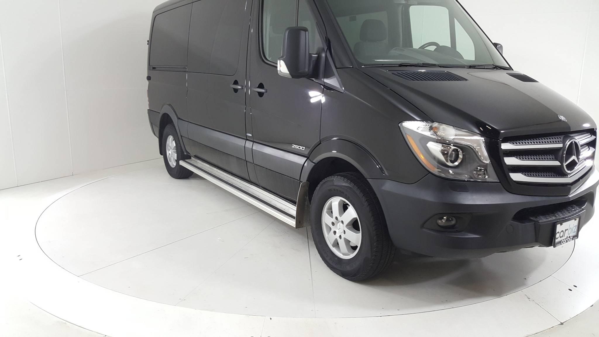 Pre-Owned 2015 Mercedes-Benz Sprinter Passenger Vans
