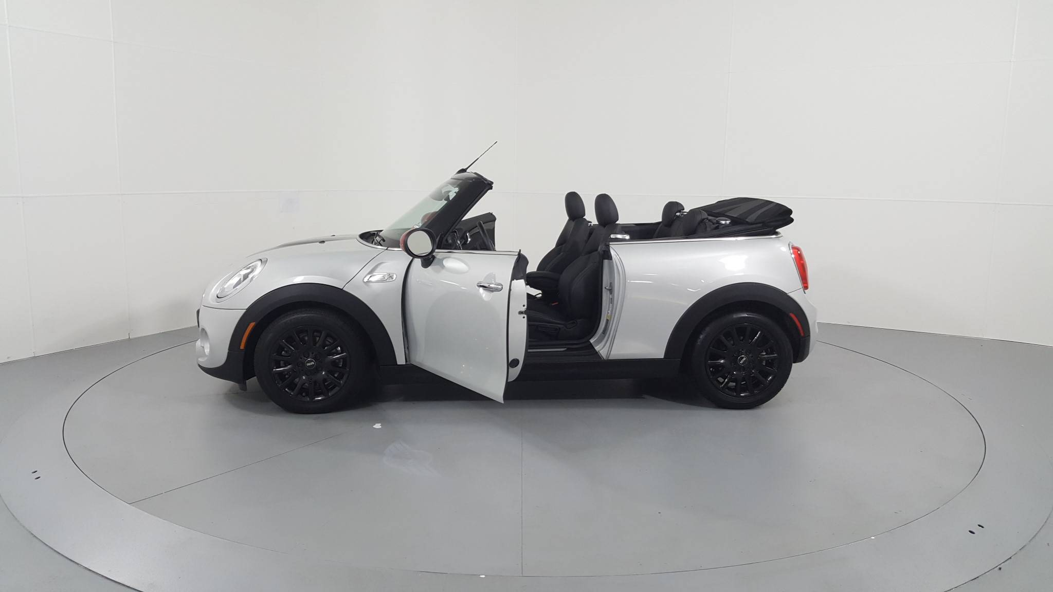 Pre-Owned 2017 MINI Convertible Cooper S