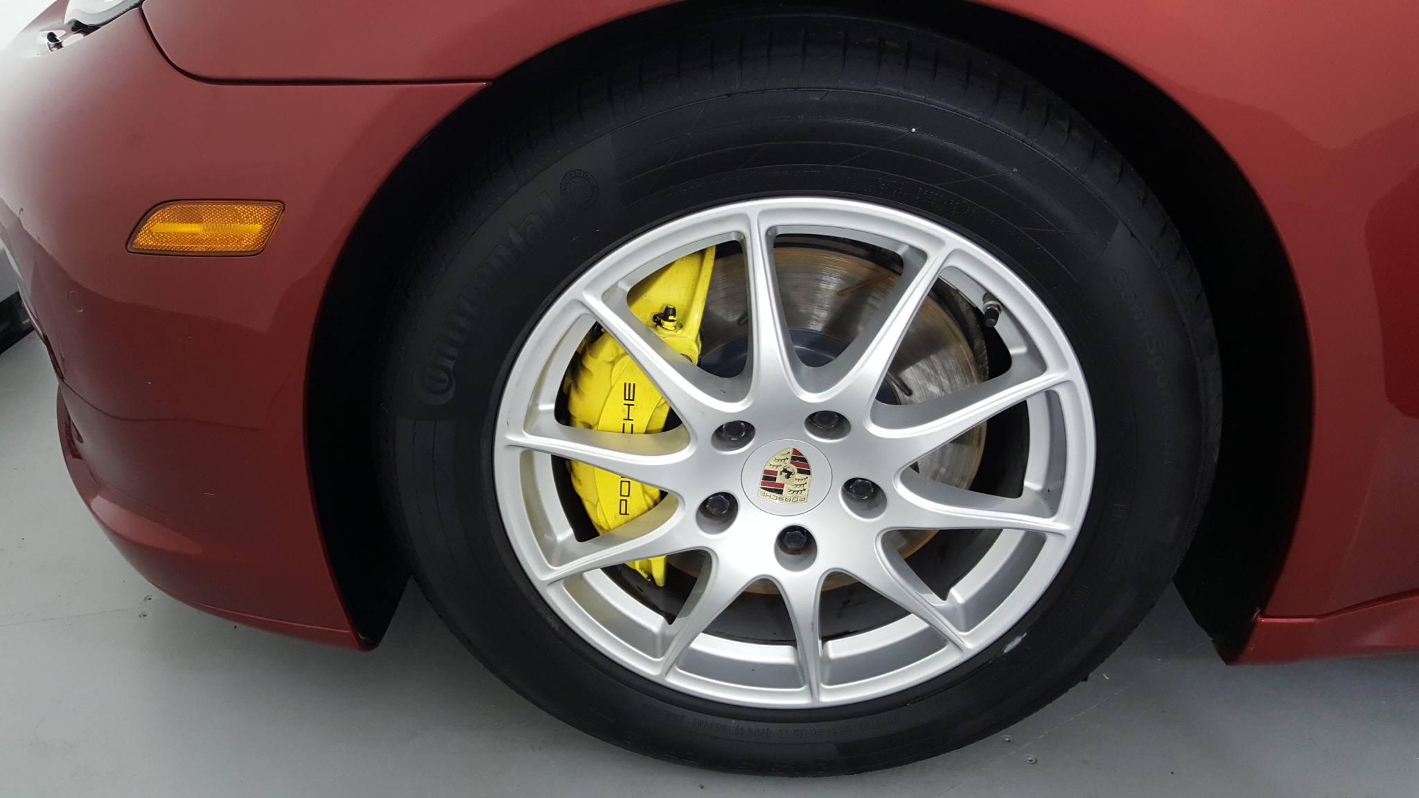 Pre-Owned 2013 Porsche Panamera