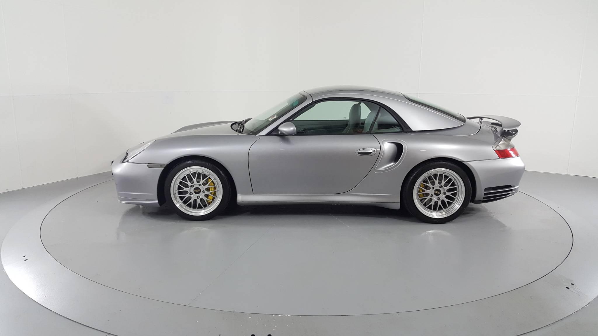 Pre-Owned 2005 Porsche 911 Turbo S
