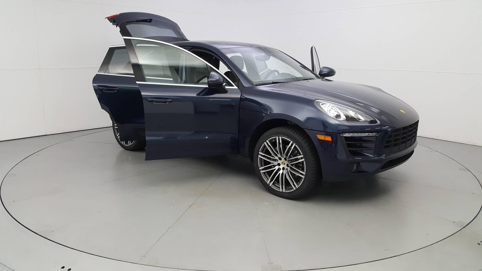 Pre-Owned 2015 Porsche Macan S