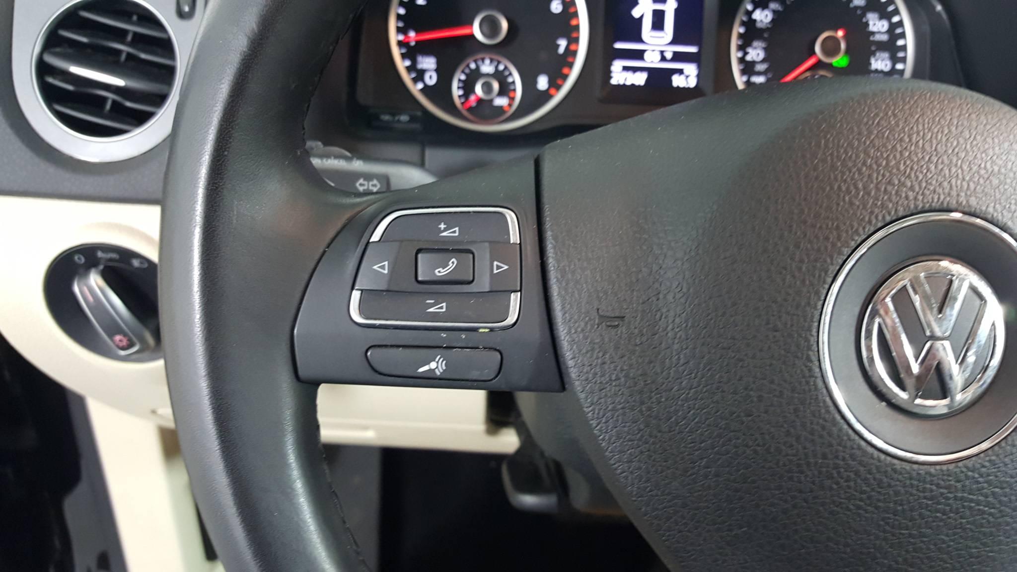 Certified Pre-Owned 2017 Volkswagen Tiguan S