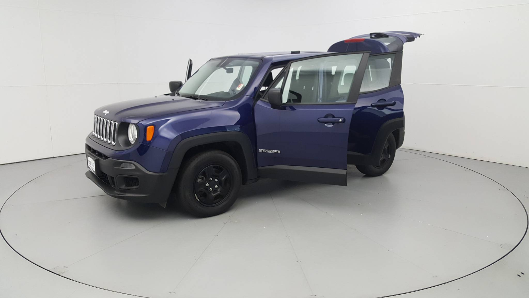Pre-Owned 2016 Jeep Renegade Sport