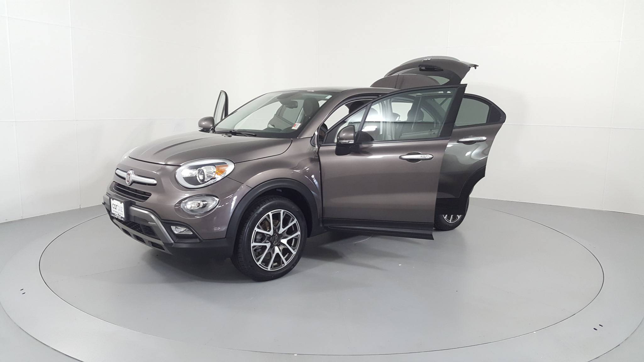 Pre-Owned 2016 FIAT 500X Trekking Plus