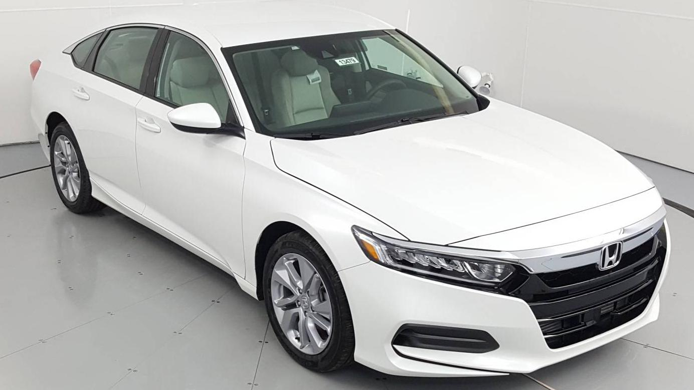 2020 Honda Accord 4dr Car