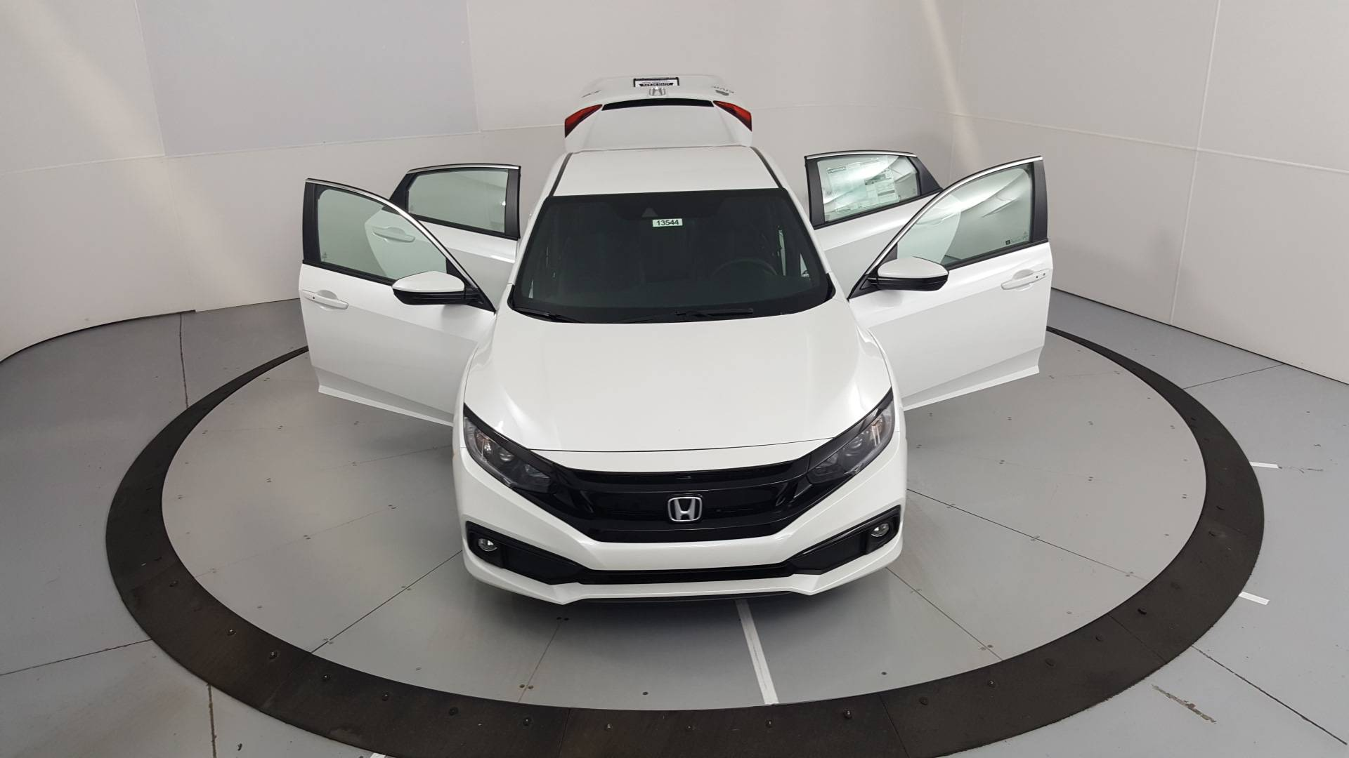 2020 Honda Civic 4dr Car