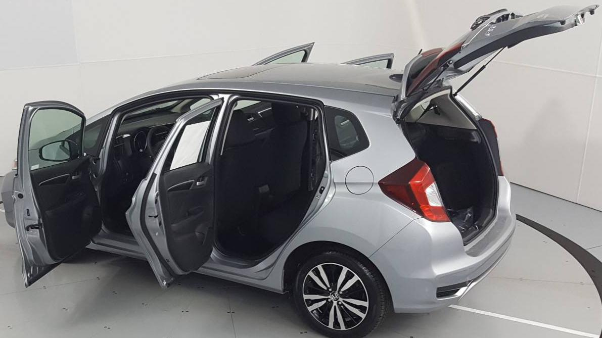 2020 Honda Fit Hatchback