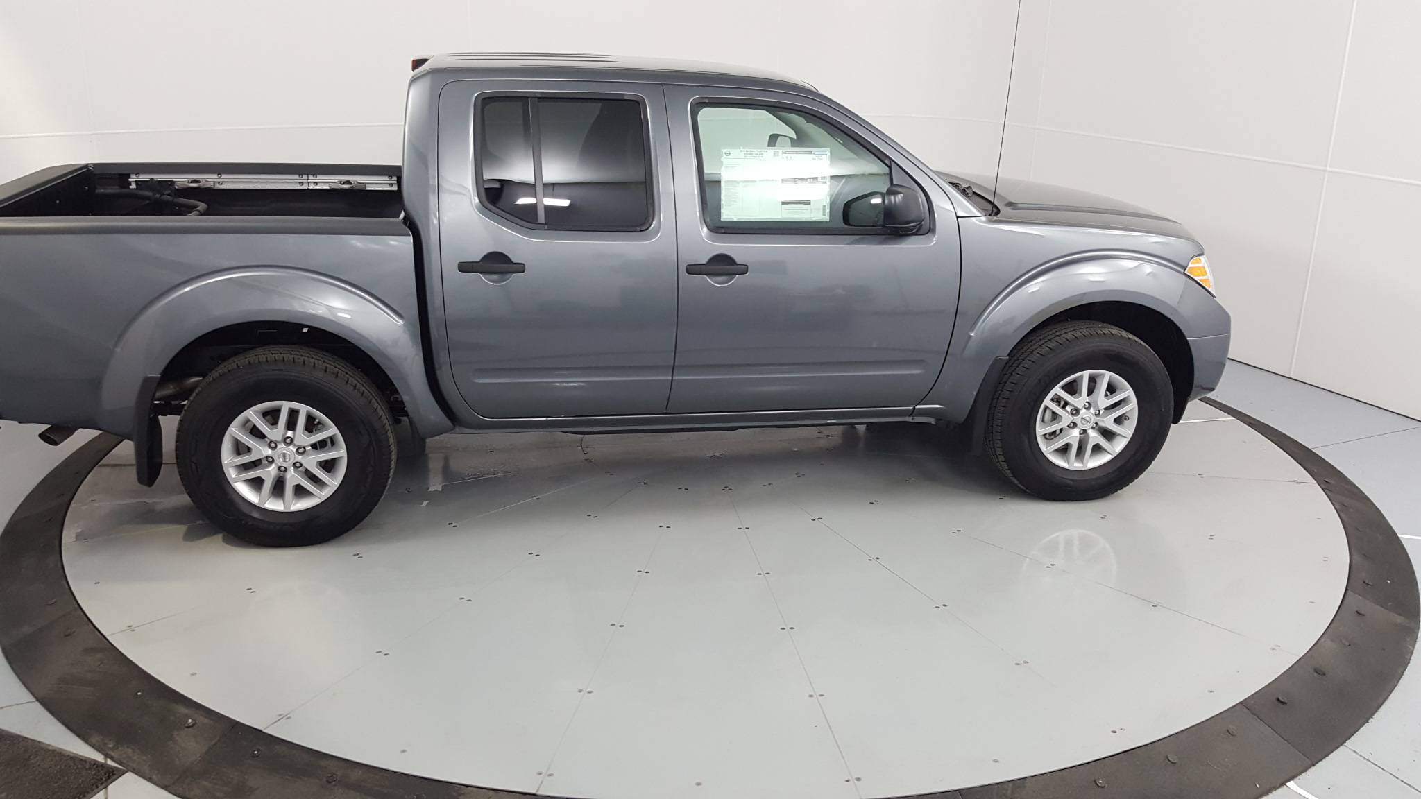 2019 Nissan Frontier Short Bed