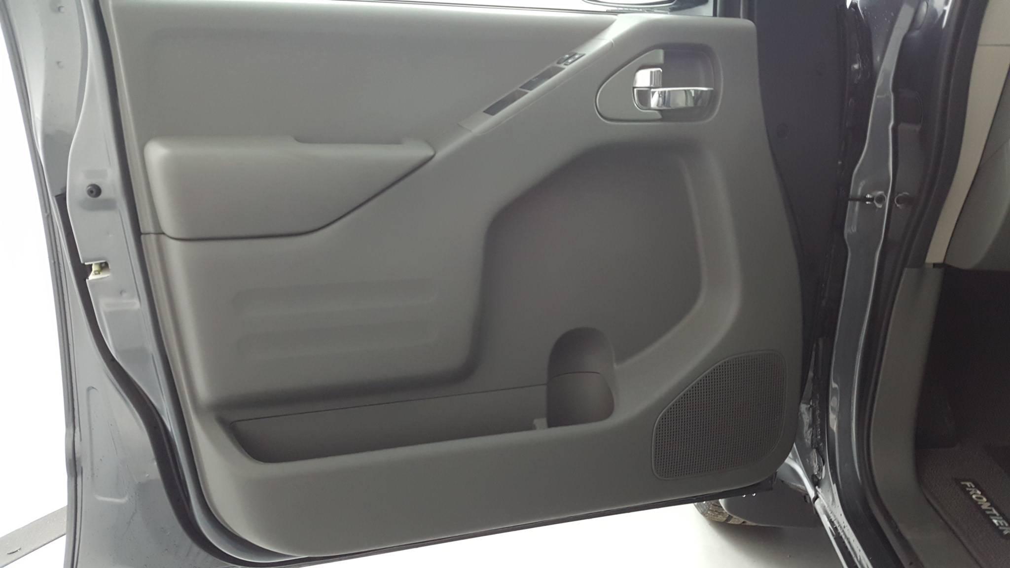 2019 Nissan Frontier Short Bed