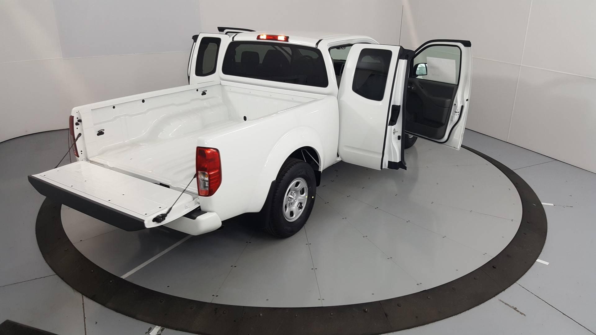 2020 Nissan Frontier Standard Bed