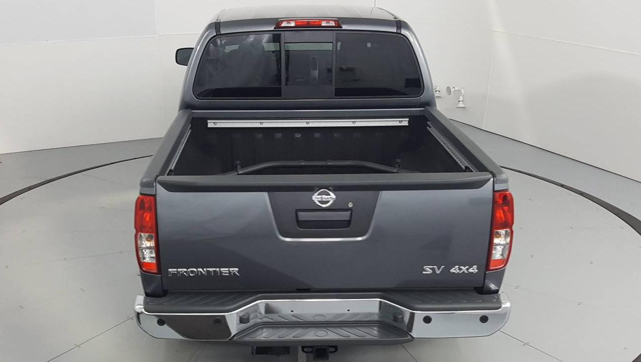 2020 Nissan Frontier Short Bed
