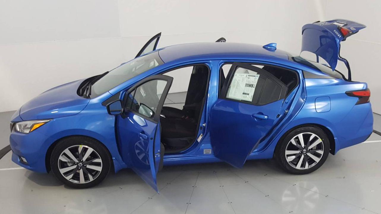 2020 Nissan Versa 4dr Car