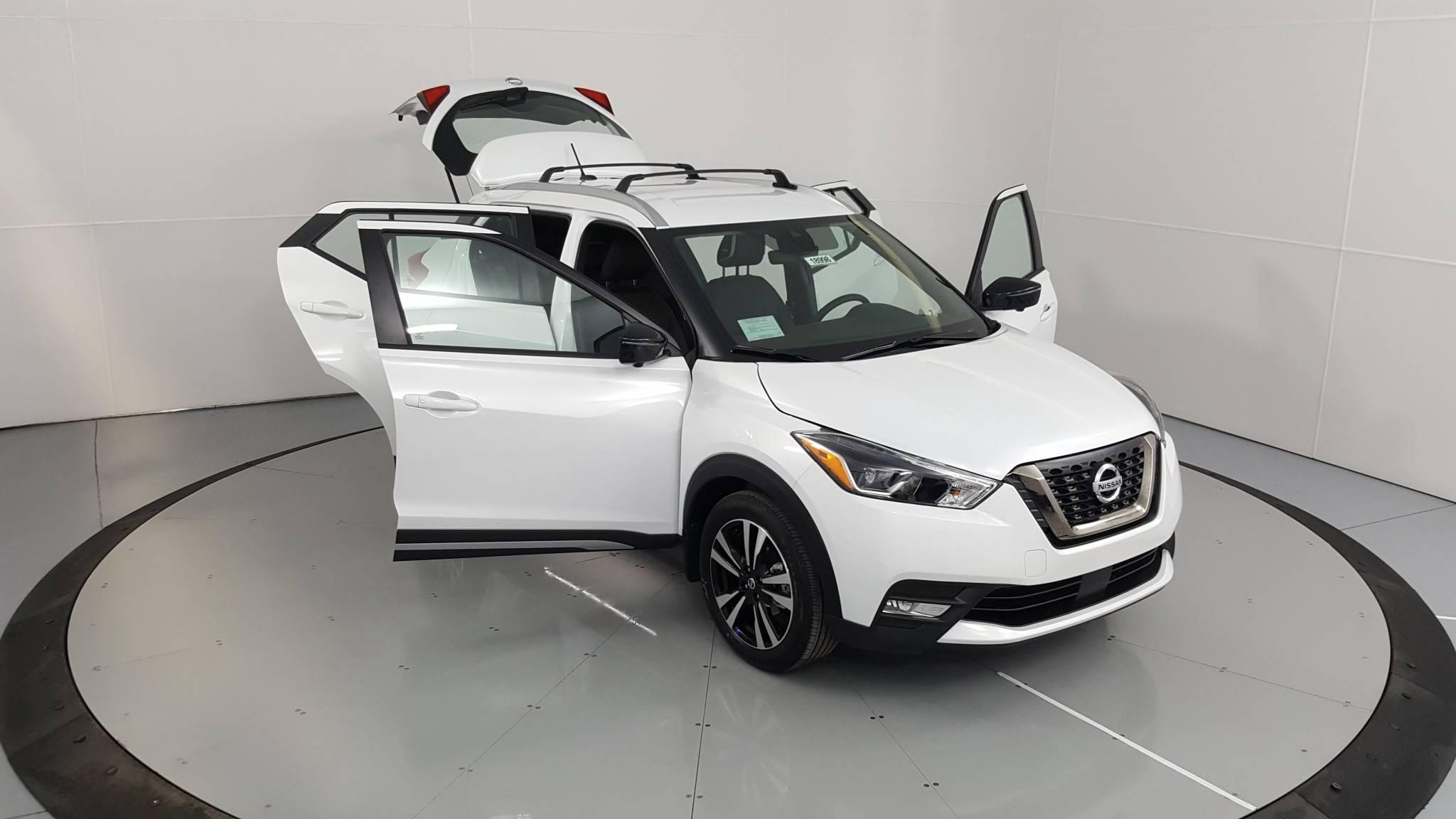 2020 Nissan Kicks Sport Utility