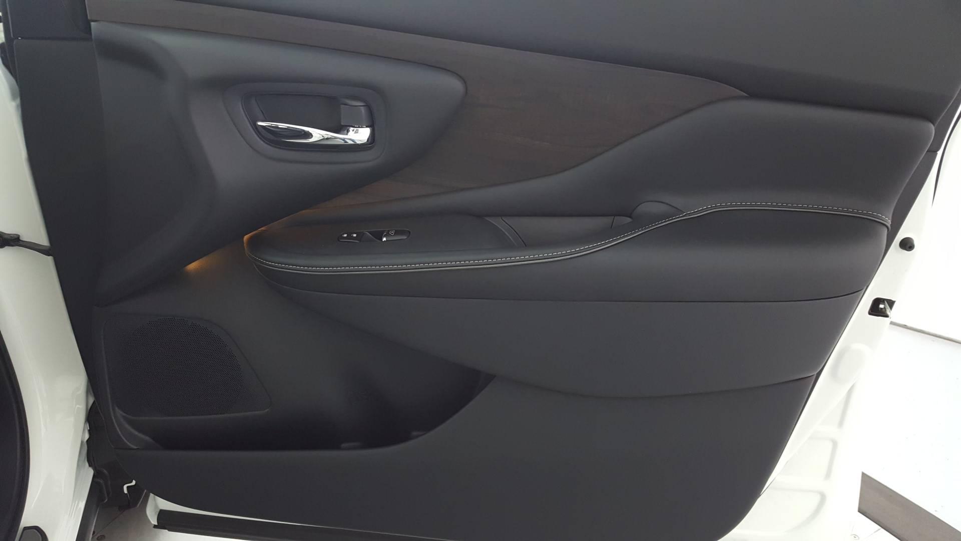 2020 Nissan Murano Sport Utility