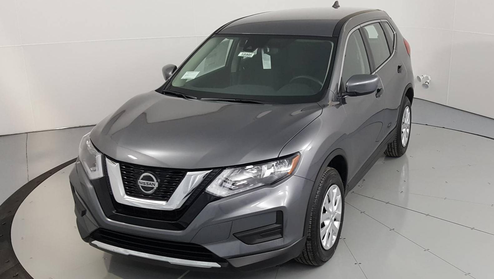2020 Nissan Rogue Sport Utility