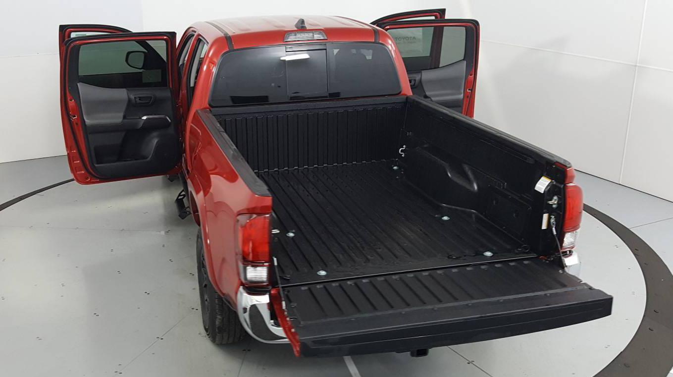 2021 Toyota Tacoma Long Bed