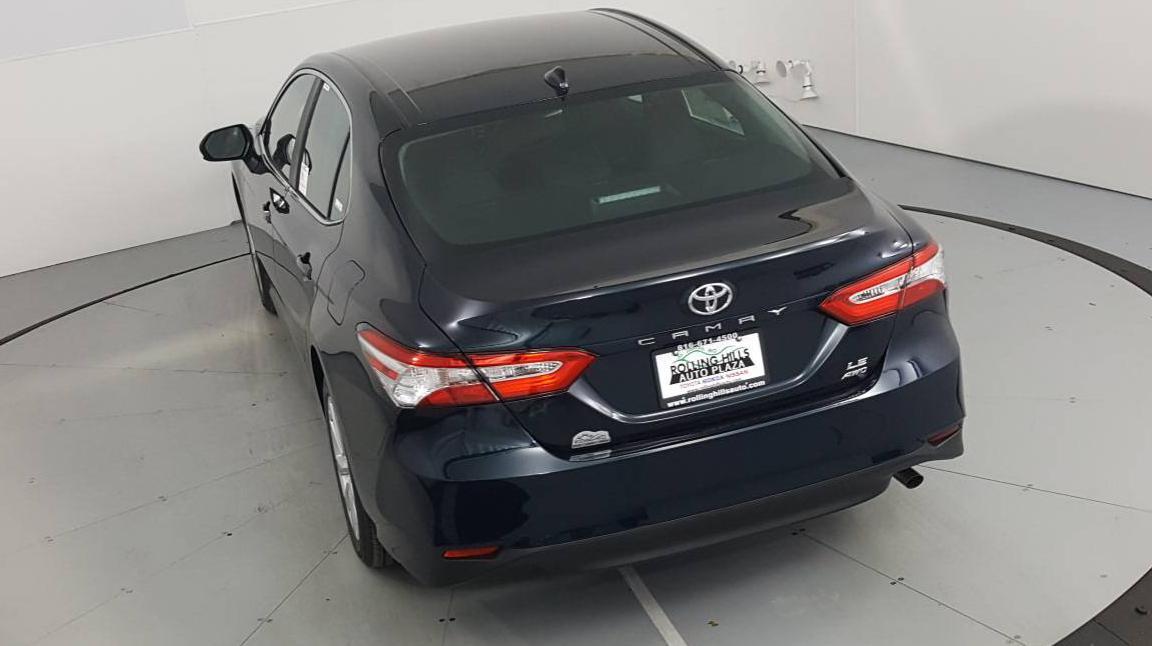 2020 Toyota Camry 4D Sedan