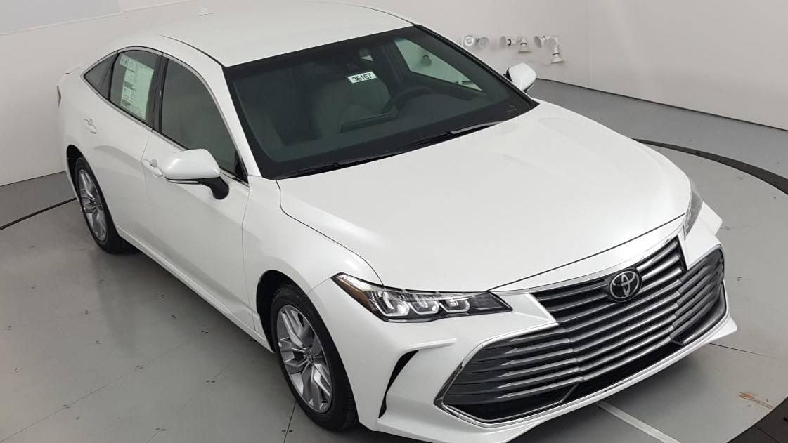 2021 Toyota Avalon 4D Sedan