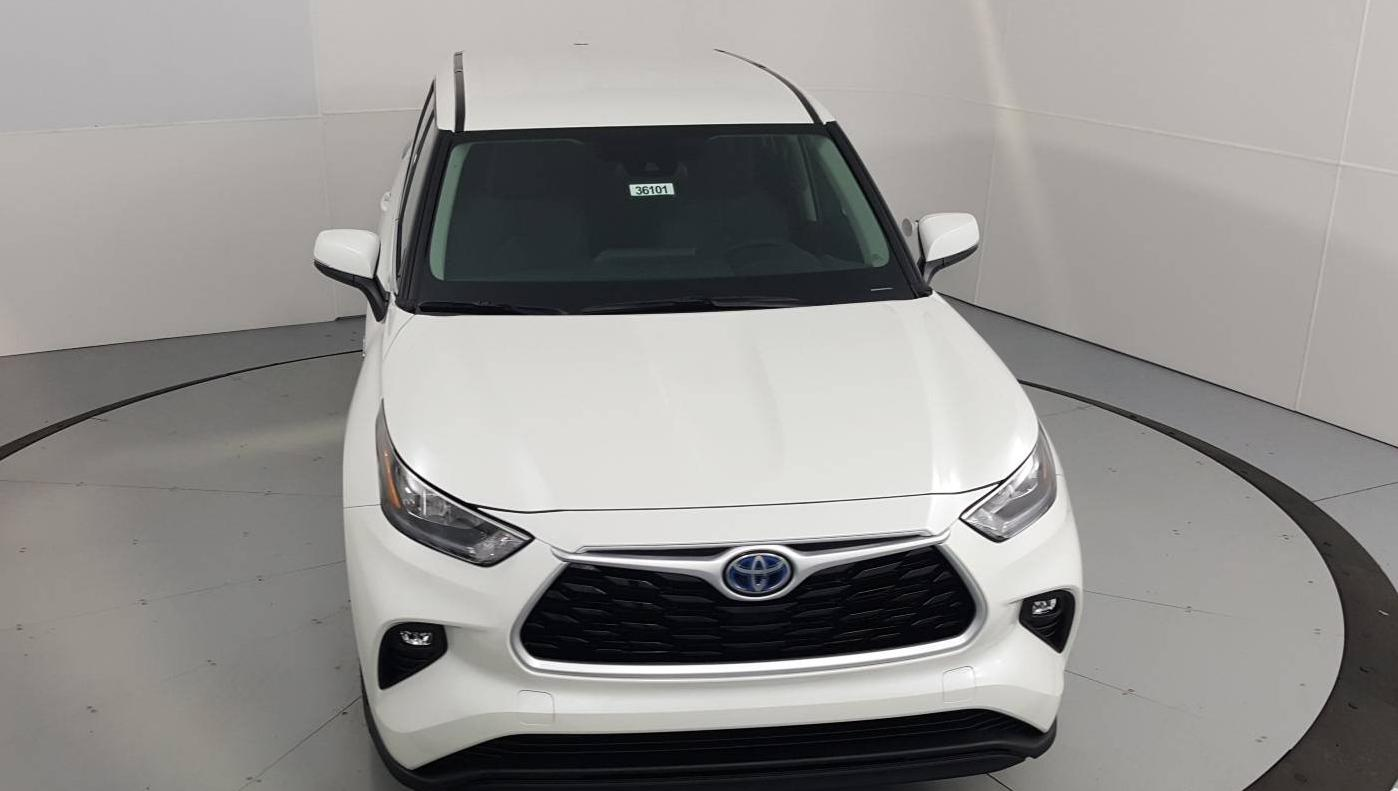 2020 Toyota Highlander Hybrid Sport Utility
