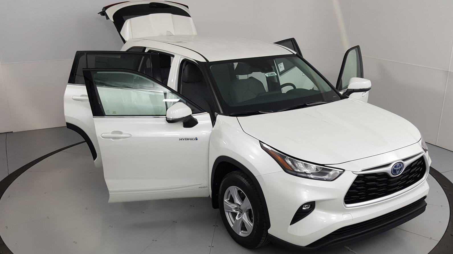 2020 Toyota Highlander Hybrid 4D Sport Utility