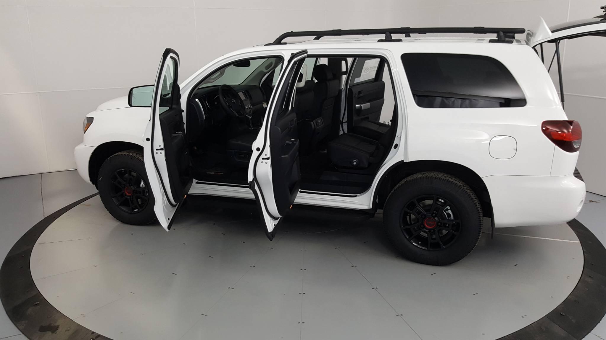 2020 Toyota Sequoia Sport Utility