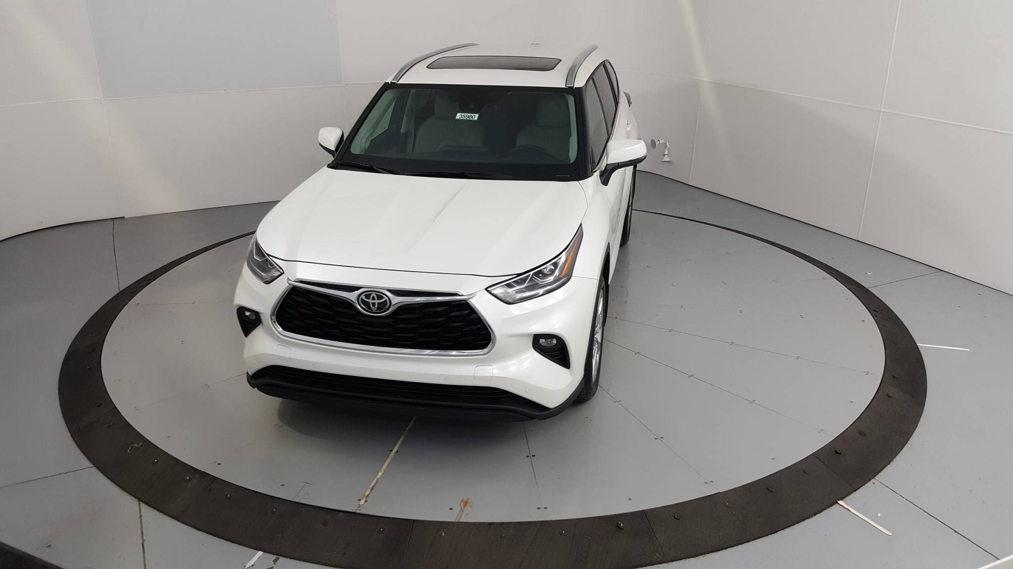 2020 Toyota Highlander Sport Utility
