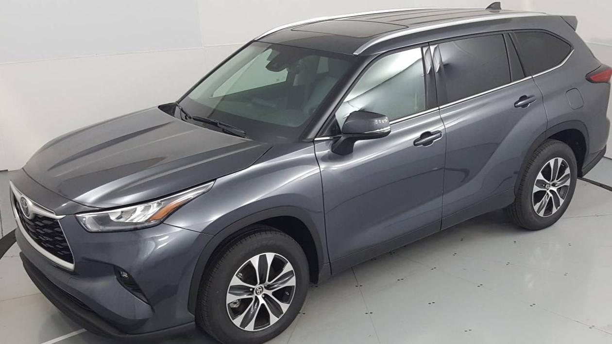 2020 Toyota Highlander 4D Sport Utility